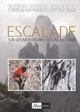 Mirella Tenderini et Ruggero Meles - Coffret Escalade sur les montagnes du lac de Côme. 1 DVD