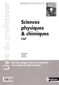Openwetlab.it Sciences physiques & chimiques CAP - Livre du professeur Image