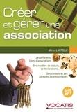 Miren Lartigue - Créer et gérer une association.