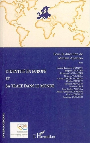 Miriam Aparicio - Identité en Europe et Sa Trace Dans le Monde.