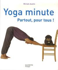 Histoiresdenlire.be Yoga minute - Partout, pour tous! Image