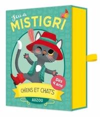 Miriam Bos - Jeu de mistigri chiens et chats.