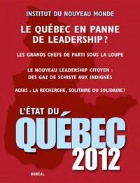 Miriam Fahmy - L'état du Québec.