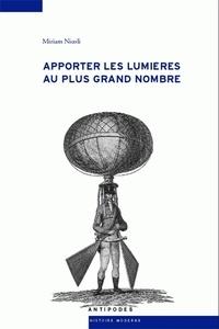 Deedr.fr Apporter les lumières au plus grand nombre - Médecine et physique dans le Journal de Lausanne (1786-1792) Image