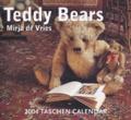 Mirja De Vries - Teddy Bears - Calendrier 2004.