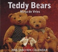 Mirja De Vries - Teddy Bears - Calendrier édition 2008.