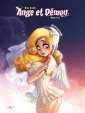 Mirka Andolfo - Ange et Démon  : Coffret en 3 volumes - Tome 1, Enfer ; Tome 2, Purgatoire ; Tome 3, Paradis.