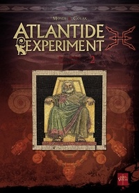 Mirko Colak et Thomas Mosdi - Atlantide Experiment Tome 2 : Betty Borren - Jayden Paroz.