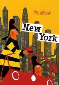 Miroslav Sasek - New York.