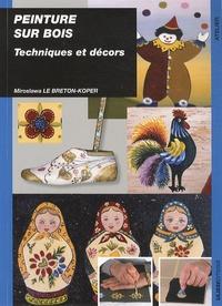 Goodtastepolice.fr Peinture sur bois - Techniques et décors Image