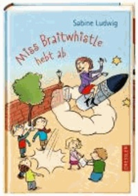 Miss Braitwhistle hebt ab.