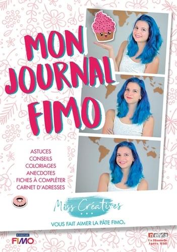 Miss Créatives - Mon journal Fimo.