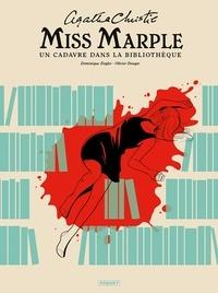 Olivier Dauger - Miss Marple T1 - Un Cadavre dans la bibliothèque.