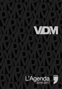 Missbean - L'agenda VDM 2016-2017.