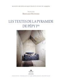 Mission archéologique Saqqâra - Les textes de la pyramide de Pépy Ier.