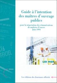 Mission Qualite Constructions et  Ministère Equipement Transport - .