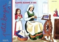 Mission Thérésienne - Petit berger N° 116 : Sainte Jeanne d'Arc.