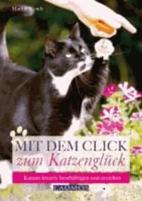 Mit dem Click zum Katzenglück - Katzen kreativ beschäftigen und erziehen.
