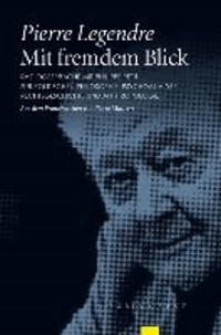 Mit fremdem Blick - Radiogespräche mit Philippe Petit zur politischen Philosophie, Psychoanalyse, Rechtsgeschichte und Anthropologie.