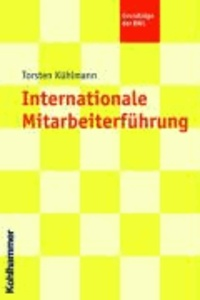 Mitarbeiterführung in internationalen Unternehmen.