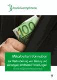 Mitarbeiterinformation zur Verhinderung von Betrug und sonstigen strafbaren Handlungen.