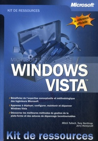 Mitch Tulloch et Tony Northrup - Windows Vista.