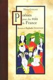 Miton Gossare - Poésies pour des rois de France.