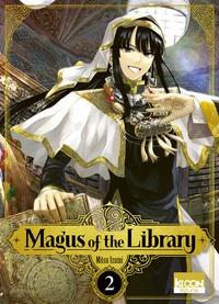 Mitsu Izumi - Magus of the library Tome 2 : .