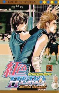 Mitsuba Takanashi - Crimson Hero Tome 12 : .