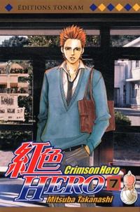 Mitsuba Takanashi - Crimson Hero Tome 7 : .