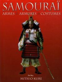 Mitsuo Kure - Samouraï - Armes, armures, costumes.