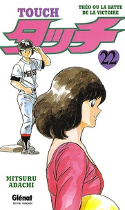 Mitsuru Adachi - Touch Tome 22 : .
