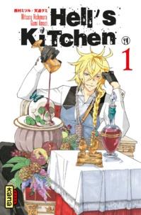 Mitsuru Nishimura et Gumi Amazi - Hell's Kitchen Tome 1 : .