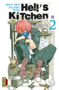 Mitsuru Nishimura et Gumi Amazi - Hell's Kitchen Tome 2 : .