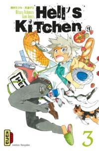 Mitsuru Nishimura et Gumi Amazi - Hell's Kitchen Tome 3 : .