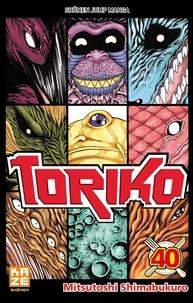 Mitsutoshi Shimabukuro - Toriko Tome 40 : .