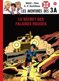 Mittéï et  Tibet - Les aventures des 3A Tome 6 : Le secret des falaises rouges.