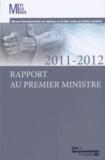 Miviludes - MIVILUDES - Rapport au Premier ministre.