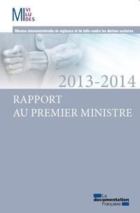 MIVILUDES- Rapport au Premier ministre -  Miviludes |
