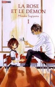 Miwako Sugiyama - La rose et le démon Tome 1 : .