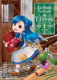 Miya Kazuki et  Suzuka - La Petite Faiseuse de Livres Tome 1 : .