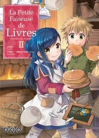 Miya Kazuki - La Petite Faiseuse de Livres Tome 2 : .