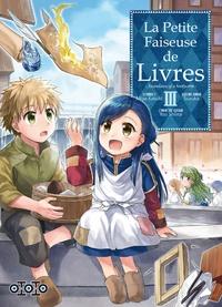 Miya Kazuki - La Petite Faiseuse de Livres Tome 3 : .