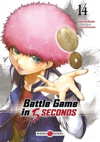 Miyako Kashiwa et Kashiwa Miyako - Battle Game in 5 Seconds Tome 14 : .