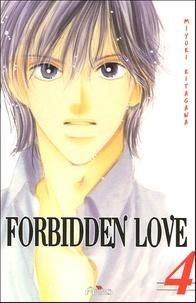 Miyuki Kitagawa - Forbidden Love Tome 4 : .