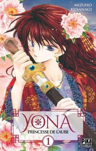 Mizuho Kusanagi - Yona, Princesse de l'Aube T01.