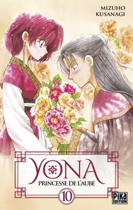 Mizuho Kusanagi - Yona, princesse de l'aube Tome 10 : .