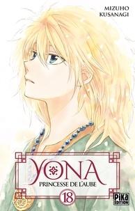 Mizuho Kusanagi - Yona, princesse de l'aube Tome 18 : .