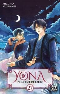 Mizuho Kusanagi - Yona, princesse de l'aube Tome 27 : .