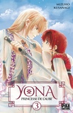 Mizuho Kusanagi - Yona, princesse de l'aube Tome 3 : .
